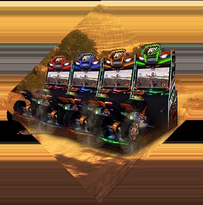 SEGA ATV Slam