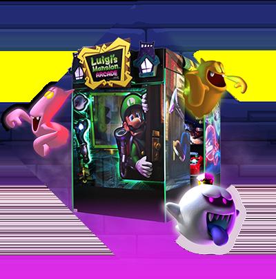 SEGA Luigi's Mansion