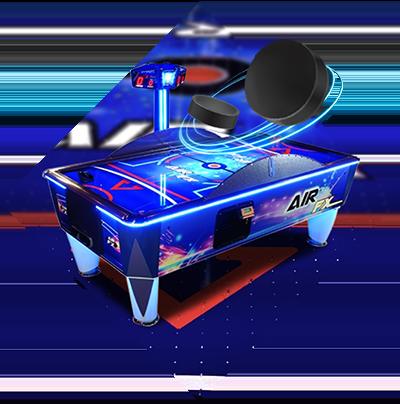 SEGA Sonic Air Hockey