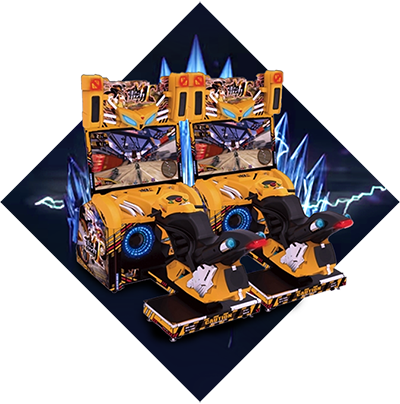 SEGA Storm Rider