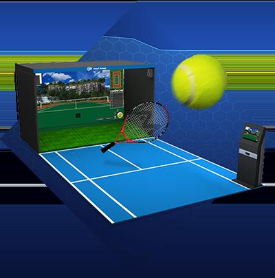 Screen Tennis