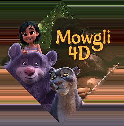 MOWGLI'S 4D JUNGLE ADVENTURE