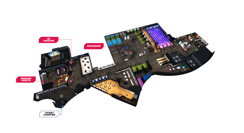 2F Prime Map